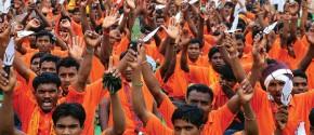 VHP safron hindu Vishwa Hindu