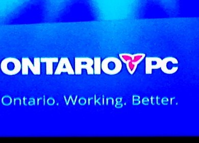 Ontario PC party logo
