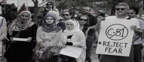 Muslim March Canada