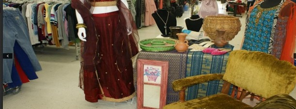 Ethnic Wear Section Launched At The Salvation Army Thrift Store